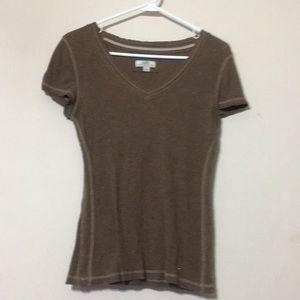 SO v-neck T-shirt